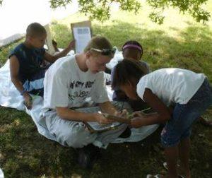 crafts at camp